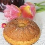 Wielkanocna babka batatowa (bezglutenowa, wegańska, bez drożdży)