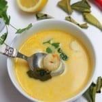 Tajska zupa Tom Yum Kung (nie dla alergika)