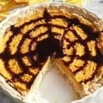 Bezglutenowy, wegański Pumpkin pie na 4 urodziny MAG